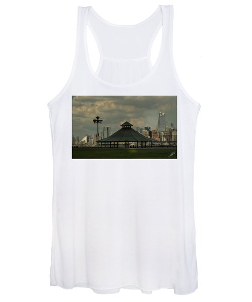 Away From It All Women's Tank Top