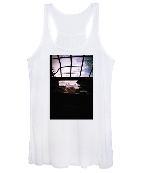 Hole In The Wall Women's Tank Top
