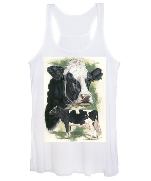 Holstein Women's Tank Top