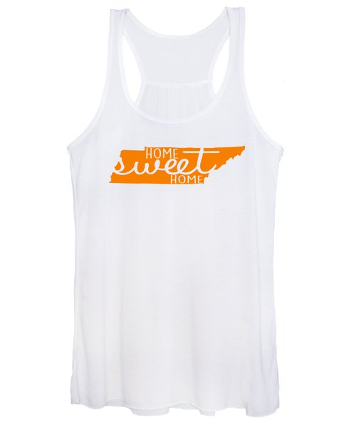 Home Sweet Home Tennessee Women's Tank Top