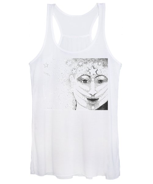 Hope And Rebirth Women's Tank Top
