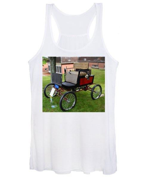 Horseless Carriage-c Women's Tank Top