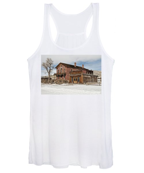 Hotel Meade And Saloon Women's Tank Top
