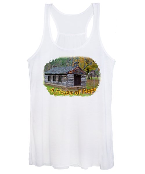 House Of Hope Women's Tank Top