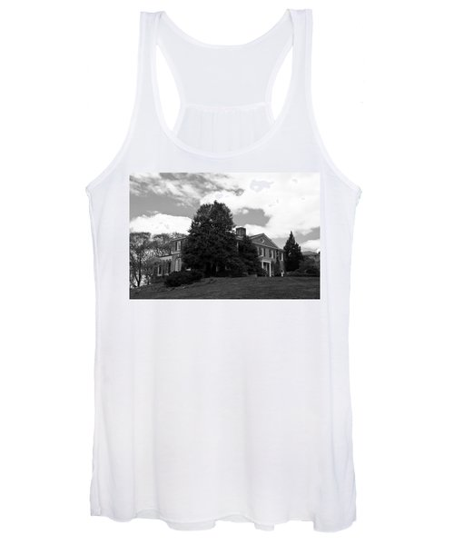 House On The Hill Women's Tank Top