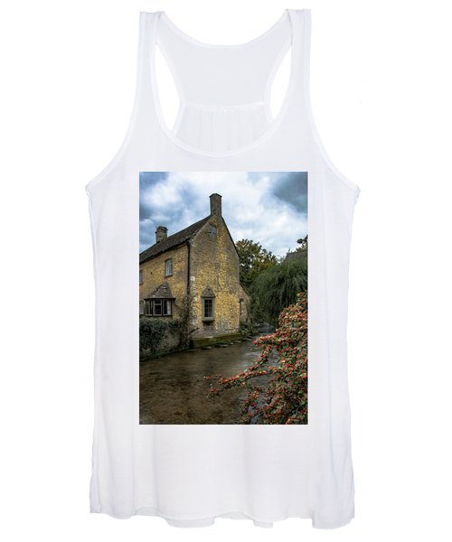 House On The Water Women's Tank Top