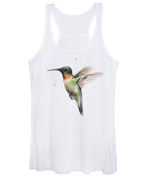 Hummingbird Women's Tank Top