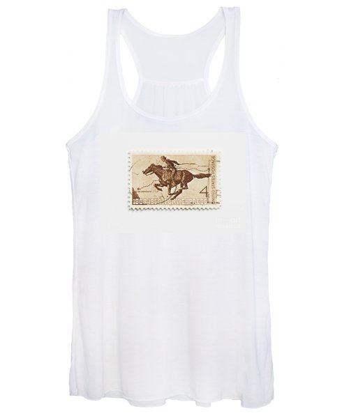 Hundred Years Pony Express Women's Tank Top
