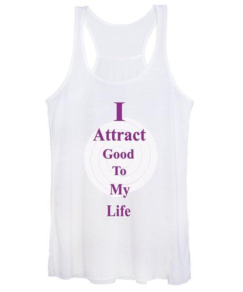 I Attract Women's Tank Top