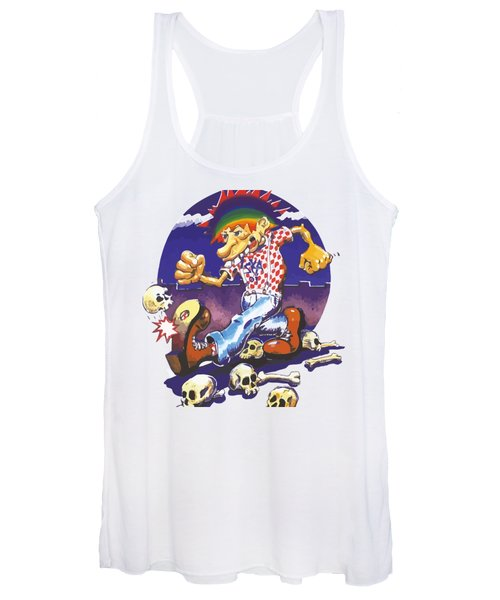 Ice Cream Kid Ska Women's Tank Top
