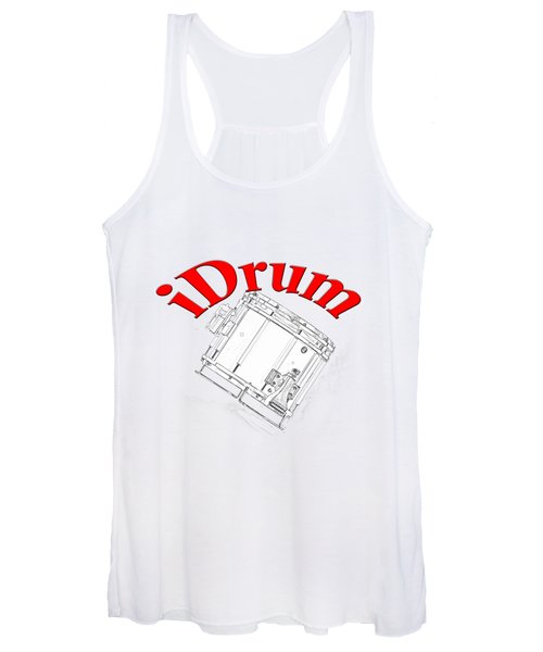 iDrum Women's Tank Top