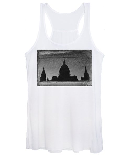 In A Puddle Women's Tank Top