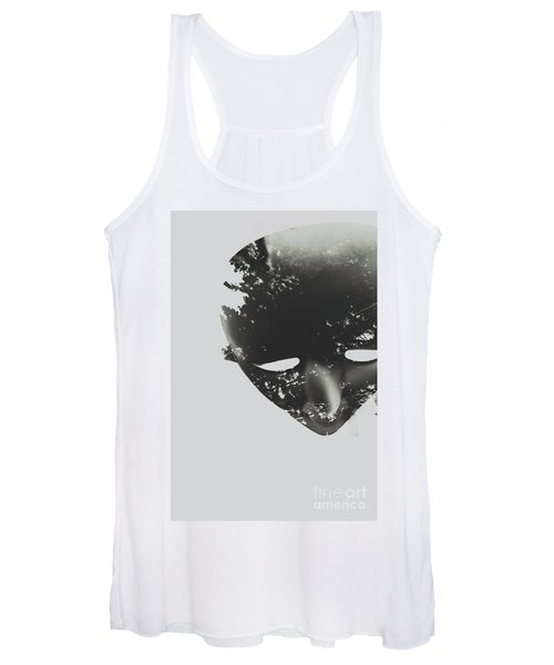 In Creation Of Thought  Women's Tank Top