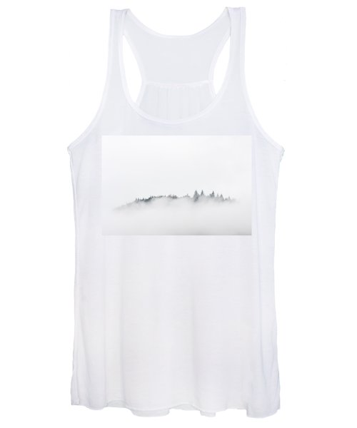 In The Clouds Women's Tank Top