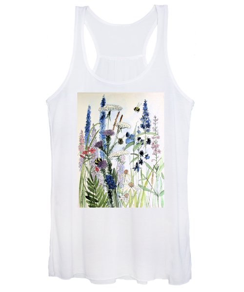 In The Garden Women's Tank Top