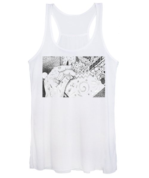 In The Name Of One Women's Tank Top