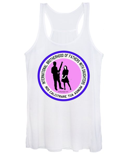 International Brotherhood Of Fathers With Daughters Women's Tank Top