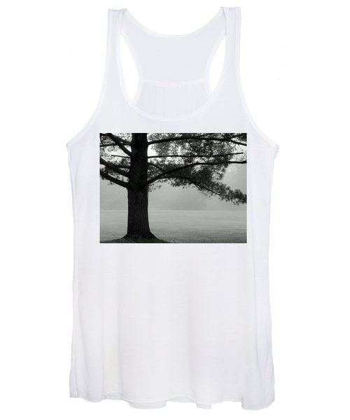 Into The Grey Wide Open Women's Tank Top
