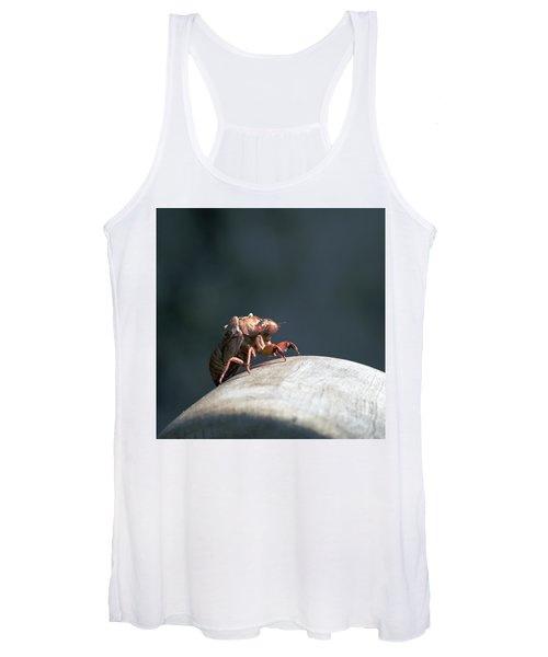 Invader From.... Women's Tank Top