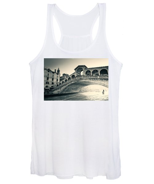 Invasion During The Dawn Women's Tank Top