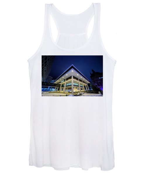 Inverted Pyramid Women's Tank Top
