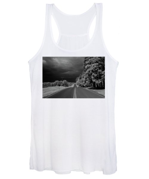 Iowa Sac Fox Drive Women's Tank Top