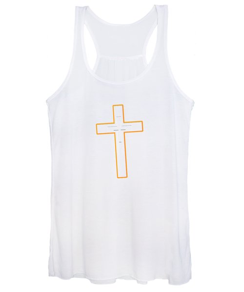 It's Never Too Late Jesus Loves You Women's Tank Top