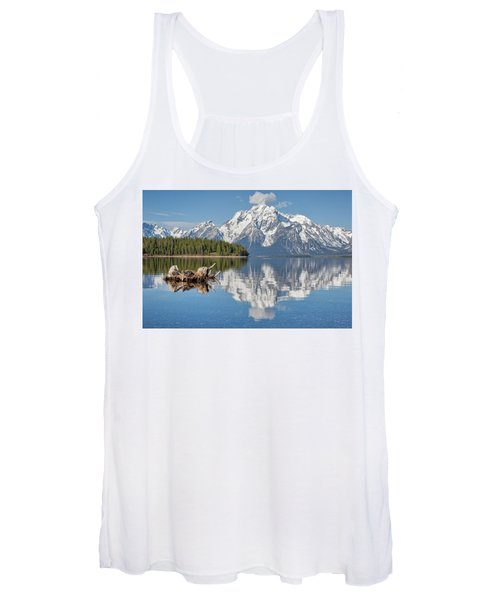 Jackson Lake, Gtnp Women's Tank Top