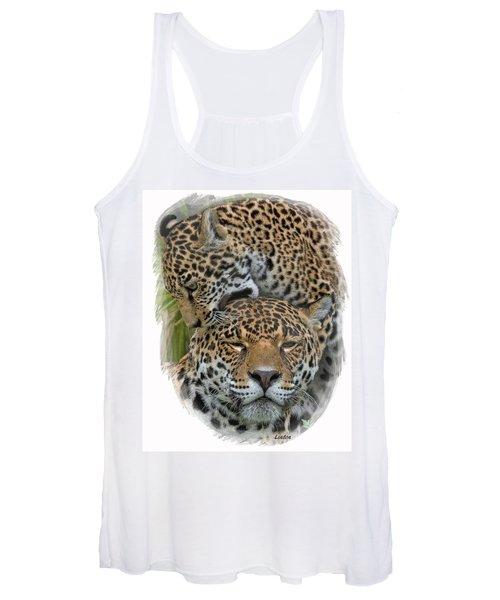 Jaguar Affection Women's Tank Top