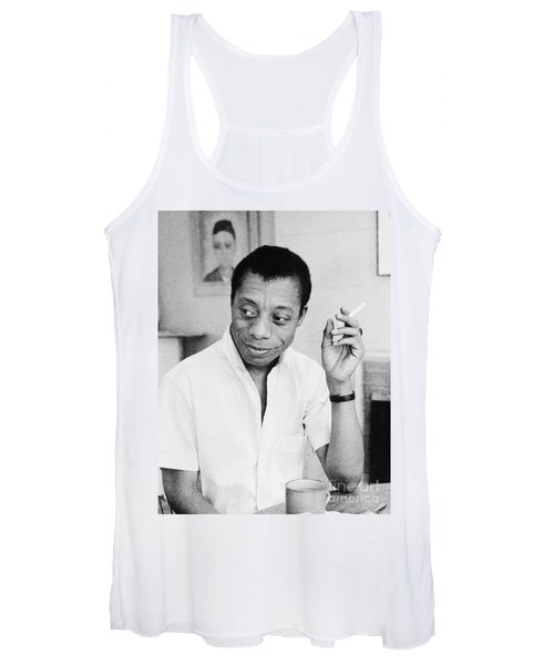 James Baldwin Women's Tank Top
