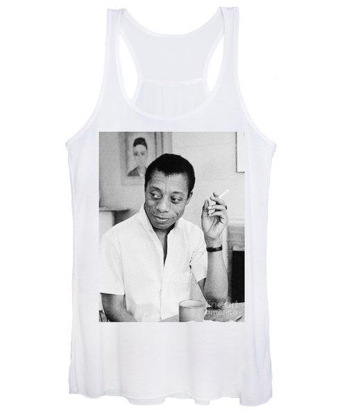 James Baldwin Women's Tank Top