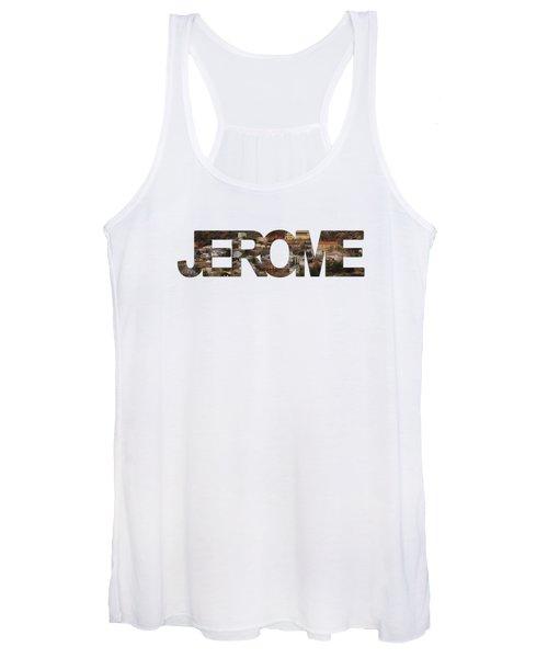 Jerome Women's Tank Top