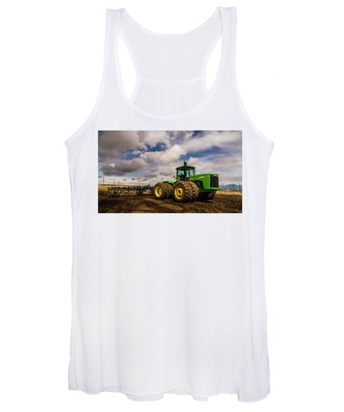 John Deere 9200 Women's Tank Top