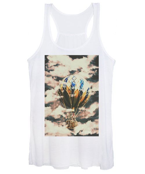 Journey Beyond Women's Tank Top