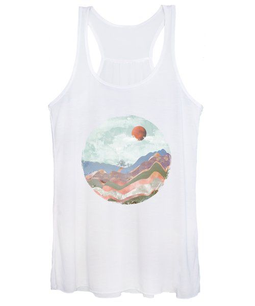 Journey To The Clouds Women's Tank Top