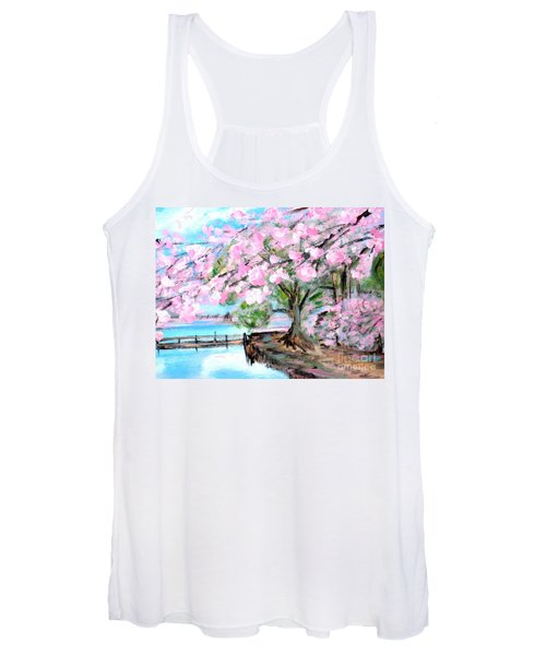 Joy Of Spring. For Sale Art Prints And Cards Women's Tank Top