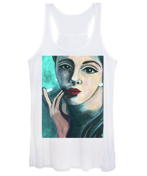 Silently Judging You Women's Tank Top