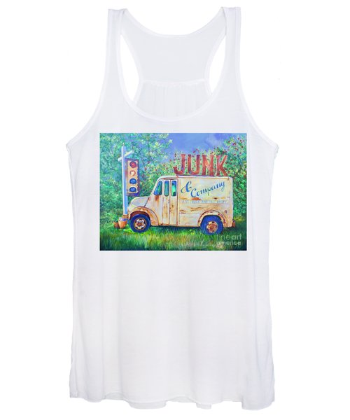 Junk Truck Women's Tank Top