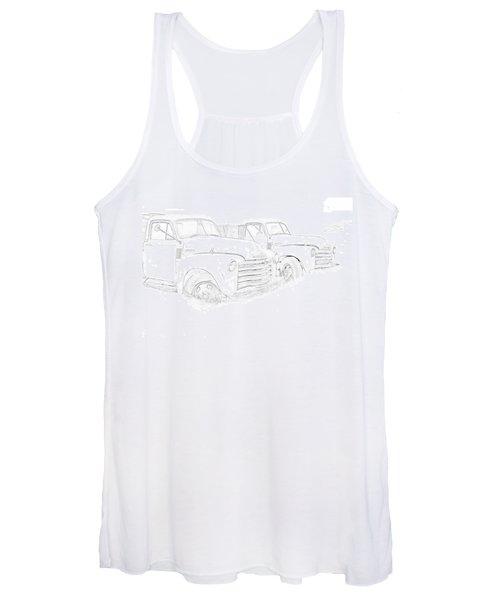 Junkyard Finds Women's Tank Top
