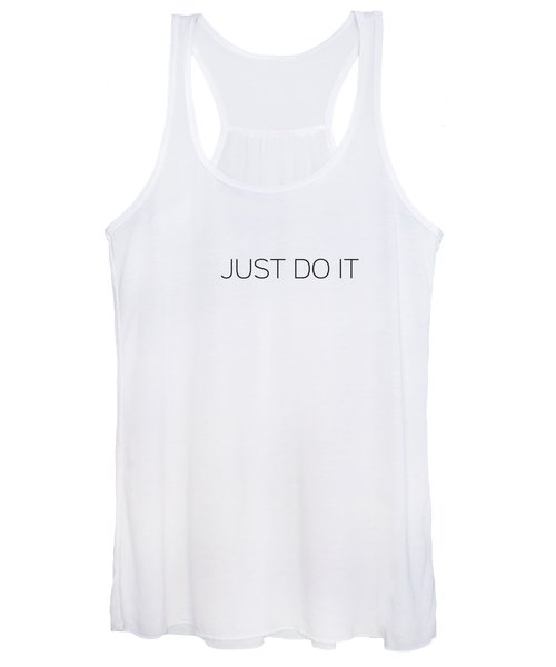 Just Do It Women's Tank Top