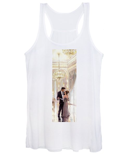 Just The Two Of Us Women's Tank Top