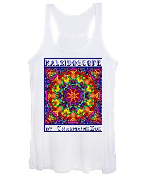 Kaleidoscope 2 Women's Tank Top
