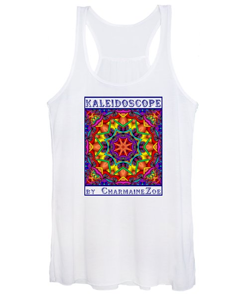 Kaleidoscope 2 Women's Tank Top