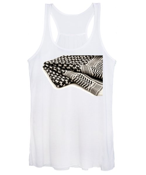 Keffiyeh Women's Tank Top