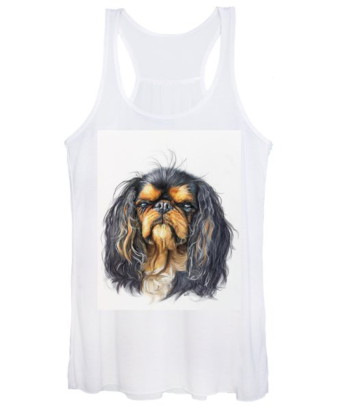 King Charles Spaniel Women's Tank Top