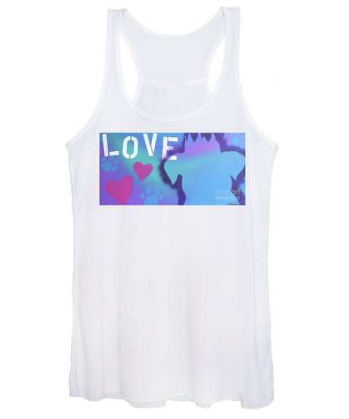 King Of My Heart Women's Tank Top