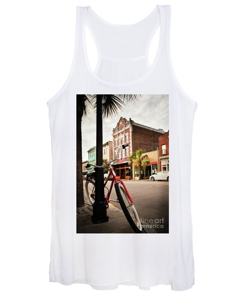 King Street Charleston Sc  -7436 Women's Tank Top
