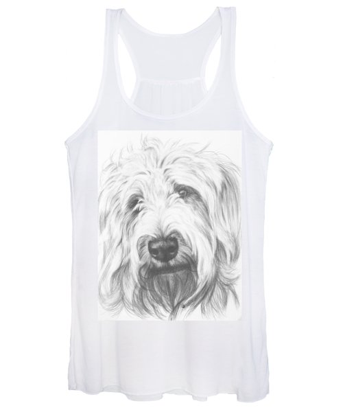 Labradoodle Women's Tank Top