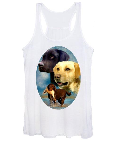 Labrador Retrievers Women's Tank Top