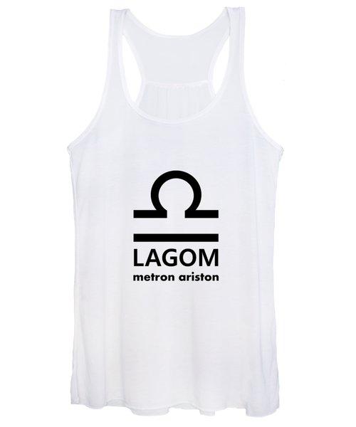 Lagom - Metron Ariston Women's Tank Top
